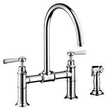 Hansgrohe Kitchen Faucet Reviews Hansgrohe Axor Kitchen Faucet Reviews Best Faucets Decoration