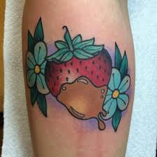 290 best fruits and vegetables tattoos ideas images on pinterest