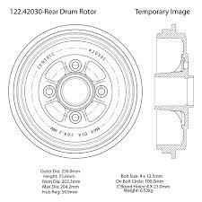nissan versa rear brakes 12242030 jpg