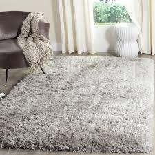 safavieh polar silver shag rug 9 u0027 x 12 u0027 free shipping today