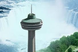 Skylon Tower Revolving Dining Room The Skylon Revolving Restaurant At Niagara Falls Yougodo