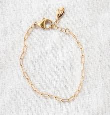 gold simple bracelet images Simple gold chain bracelet ruth barzel jewelry design jpg