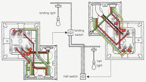 one way light unique 3 gang one way light switch wiring diagram 3 gang 2 way