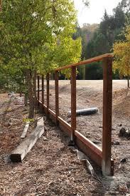 Deer Proof Fence For Vegetable Garden 94 Best Fencing Acreage Images On Pinterest Dog Fence Fence