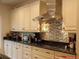 kitchen cream cabinets cream kitchen cabinets with glaze image refinishing some colors