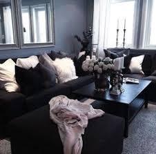 Black And White Living Room Decor Black And White Living Room Interior Design Ideas Dark Sofa Hot