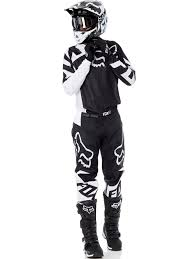 fox motocross trousers fox black 2018 180 race mx jersey fox freestylextreme america