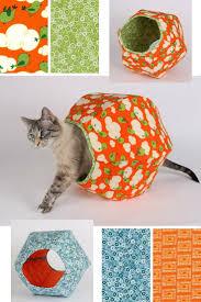 Cat Bed Pattern Mini Cat Ball Cat Bed The Cat Ball