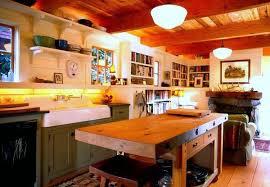 Wood Kitchen Countertops by Kitchen Cork Kitchen Counter Top White Wooden Wardrobe