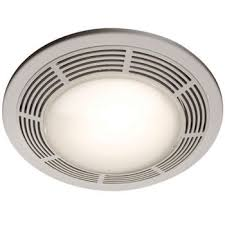 Bathroom Fans Bathroom Ventilation Fans W Light From Broan Air - Designer bathroom exhaust fans