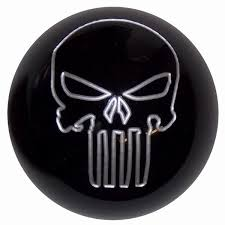 punisher skull shift knobs twisted shifterz