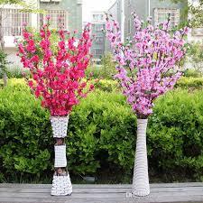 best quality 126cm 50inch length artificial flower silk