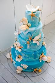 61 dreamy beach wedding cakes weddingomania