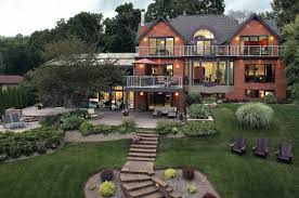 small lake house home home landscaping ideas small front yard landscaping ideas