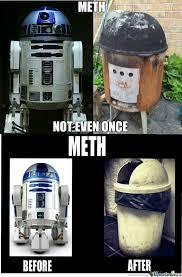 R2d2 Memes - r2d2 meth memes memes pics 2018