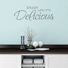 100 wall sticker quote mirror mirror on the wall decal enjoy life quote vinyl wall sticker by mirrorin