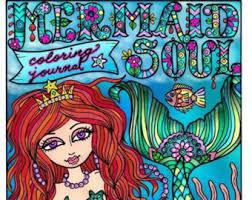 fun coloring books printables jewelry art chubbymermaid