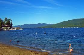 New York travellers beach resort images Lake george new york wikipedia jpg