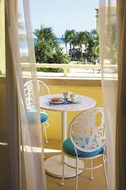 Turquoise Bistro Chair Balcony Cafe Table And Chairs Contemporary Deck Patio