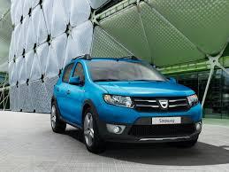 Dacia Sandero Stepway 2013 Pictures Information U0026 Specs