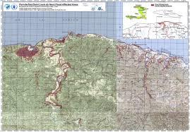 Ithaca Map Haiti Port De Paix Saint Louis Du Nord Flood Affected Areas As