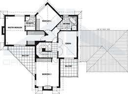 modern cabin floor plans unique contemporary home design plans great 1 modern house plan