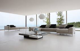 furniture modern living room design by amazing roche bobois