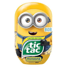 minion tic tacs where to buy buy tic tac minions banana 98g online at countdown co nz