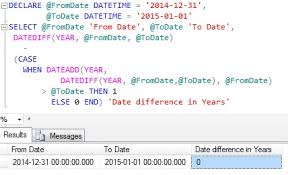 sql compare two tables for differences how to get difference between two dates in years months and days in