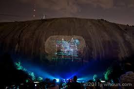 light show in atlanta laser light show at stone mountain in atlanta ga william haun