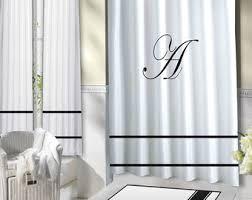 Tween Shower Curtains Girls Shower Curtain Etsy