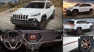 jeep cherokee grey jeep cherokee sageland concept 2014 pictures information u0026 specs