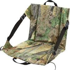 2 classic safari invisible camo deer stand sports cushion