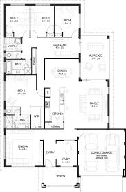 house layout planner awesome 4 bedroom 3 bath house floor plans collection and layout