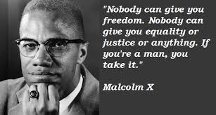 Malcolm X Memes - freedom quotes quotes about freedom sayingimages com