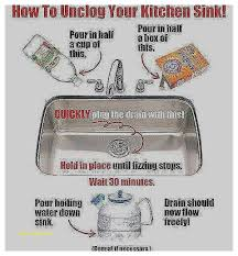 clogged bathroom sink baking soda vinegar how to unclog a bathroom sink baking soda best sink 2017