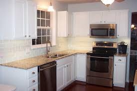 backsplash white kitchen glass mosaic tile backsplash with white cabinets kitchen