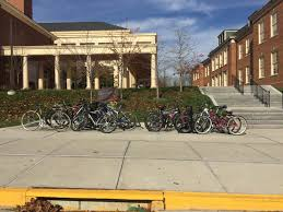 Miami University Campus Map by Potential Bike Sharing Program Coming To Miami University
