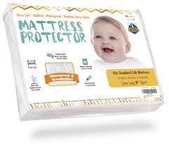 How To Clean A Crib Mattress by Amazon Com Babydoll Bedding Memory Foam Crib Toddler Mattress