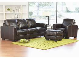 brown leather sofa and loveseat pavia collection at dania furniture just bought this set for the