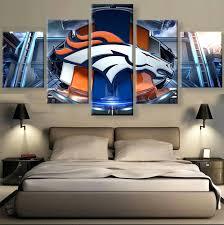 40 Beautiful Idea Denver Broncos Wall Decor