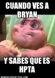 Bryan Meme - bryan memes costa rica