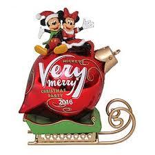 wdw store disney holiday ornament mickey u0027s merry
