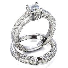what are bridal set rings diamond bridal rings diamonds in your wedding band diamond