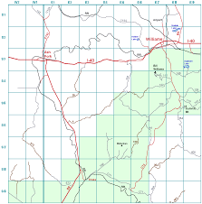 Map Of Prescott Arizona bill williams arizona trail maps