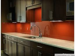 Dreamwalls Color Glass BackPainted Glass Any Color Any Size - Painted glass backsplash