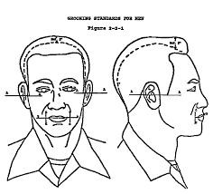 air force female hair standards chapter two u s navy uniform regulations grooming standards