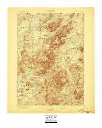 Us National Parks Map Historic U S Topo Maps Of National Parks U2013 Burnt Point Lodge