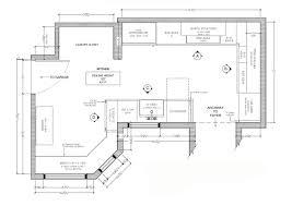 kitchen floor plans design best home beautiful to interior ideas