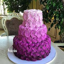 Purple And Silver Wedding Black And Purple Wedding Bouquets Amazing Purple Cake Purple